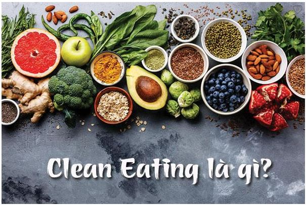 clean eating la gi