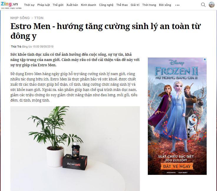 Estro Men-zingme