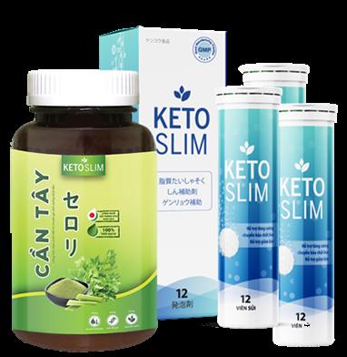 thuốc Keto Slim