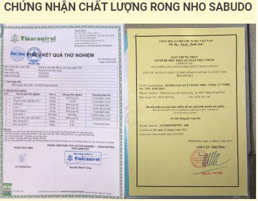chung-nhan-chat-luong-Rong-nho-Sabudo